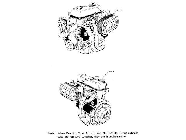"Assy Engine 2000 (U20) ""SU"""