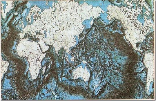relieve oceanico