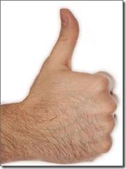 dedo pulgar