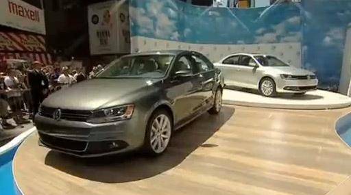Видео Volkswagen Jetta 2010
