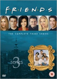 Friends 3 temporada