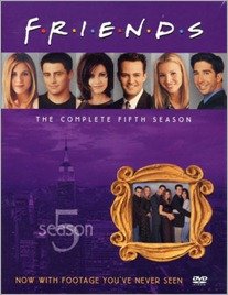 Friends 5 temporada