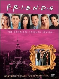 Friends 7 temporada