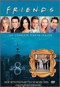 Friends 8 temporada