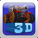 3D TANK GO logo