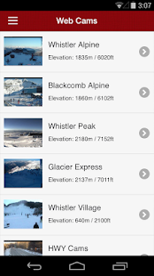 Whistler Blackcomb Live - screenshot thumbnail
