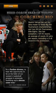 Purdue Women's Basketball - screenshot thumbnail