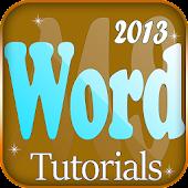 Learn Word 2013