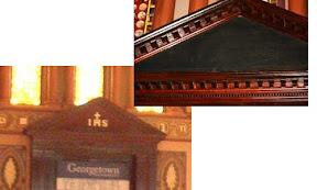 Frontispicio de Georgetown University