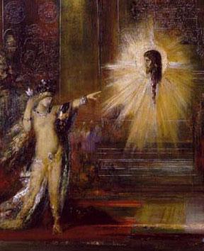 Gustave Moreau - L'apparition