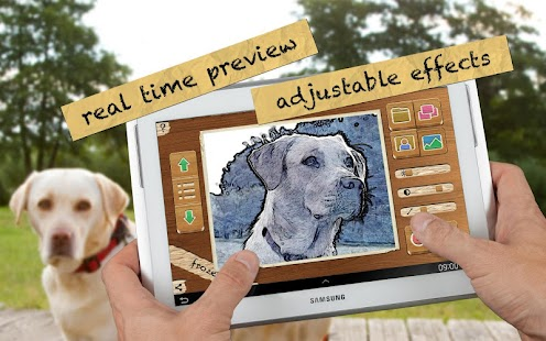 Pencil Camera HD - screenshot thumbnail