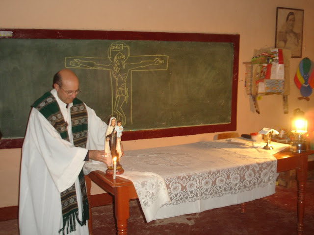Marianistas españoles en Otuzco
