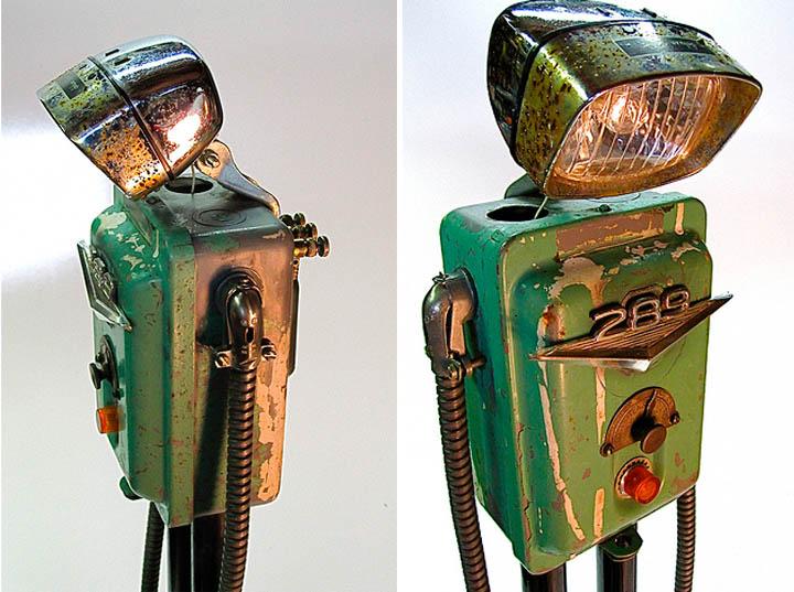 Utterly Irresistible Robot Sculptures Elakiri Community