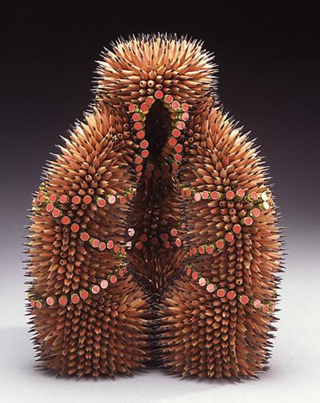 Amazing Pencil Sculptures By Jennifer Maestre
