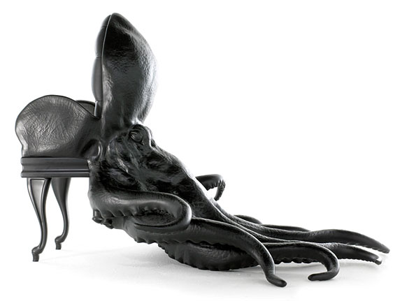 Octopus Chair 'Back'   Unsual Chair Designs