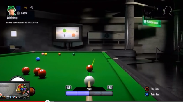 Pool Game - screenshot