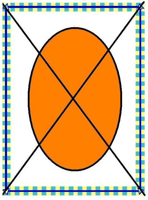 Puzles De Figuras Geometricas Pintadas De Colores