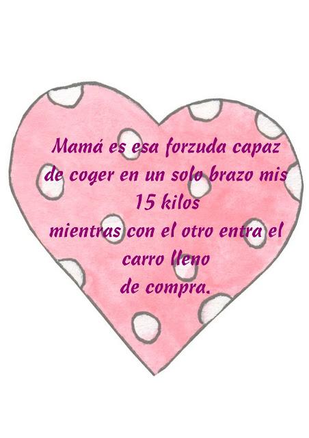 Corazones Para El Dia De La Madre
