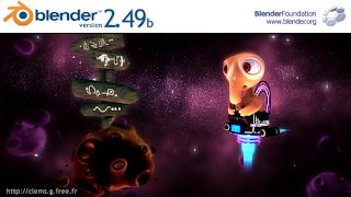 Blender 2.49b