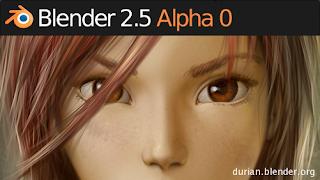 Blender 2.5 Alpha 0