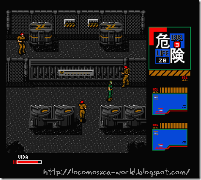 METAL GEAR 2 SOLID SNAKE MSX2_0001