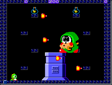 Bubble Bobble amstrad
