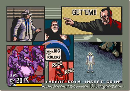 Moonwalker Arcade History