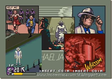 Moonwalker Arcade History 1