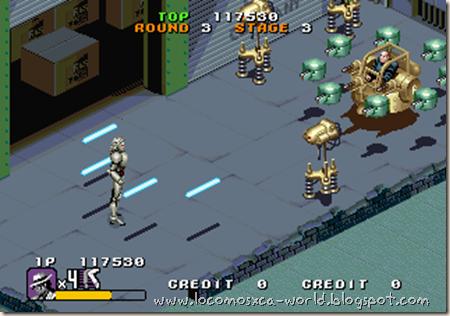 Moonwalker Arcade 6