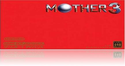 mother 3 caratula