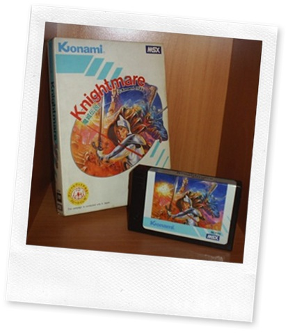 Knightmare MSX (locomosxca-collection)