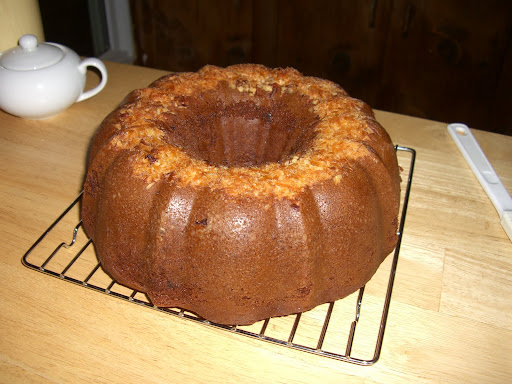 "Cake Recipes In Written: Recipe Test! ""German Chocolate Darn Good Cake"""