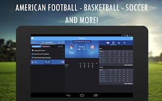 Screenshot of 365Scores: Live Scores & News