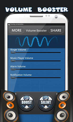 Volume Booster Sound Enhancer
