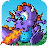 Run Hopy Run - Dragon game