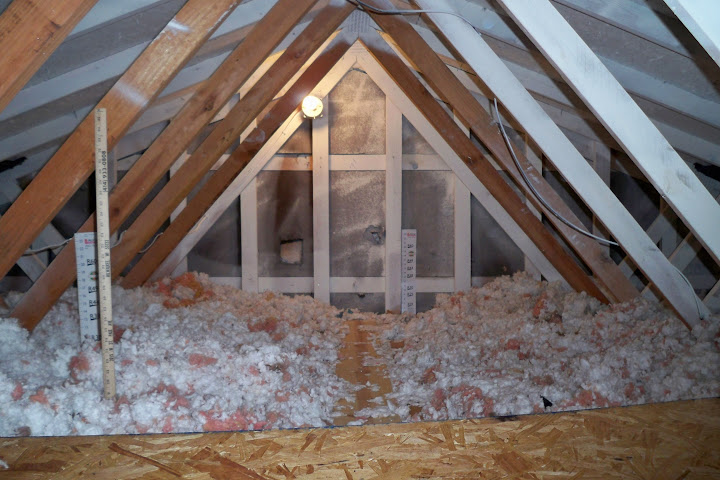 The Energy Defender Attic Insulation