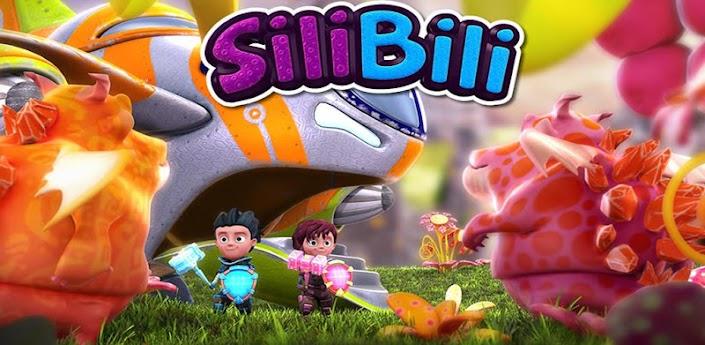 SiliBili - приключенческая аркада