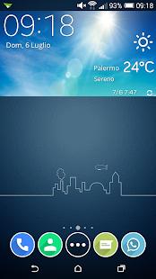 Galaxy S4 Zooper Widget PRO