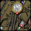 Schweizer Armee Dienstgrade logo