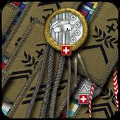 Grades de l'armée suisse