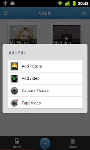 Gallery Vault-Hide Video&Photo - screenshot thumbnail