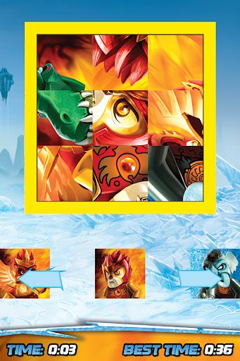 【免費冒險App】LEGO® Chima Fire Chi Challenge-APP點子