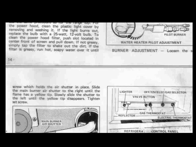 Suburban Rv Furnace Owner Manual