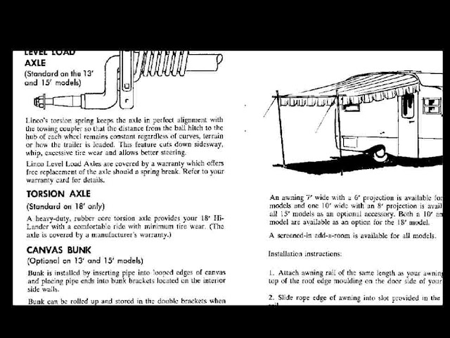 Owners manual shasta travel trailer vin locations