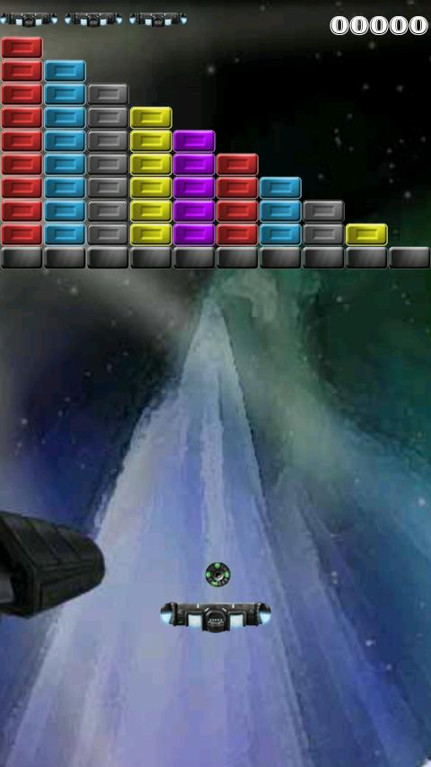 ArkanDroid Game - screenshot