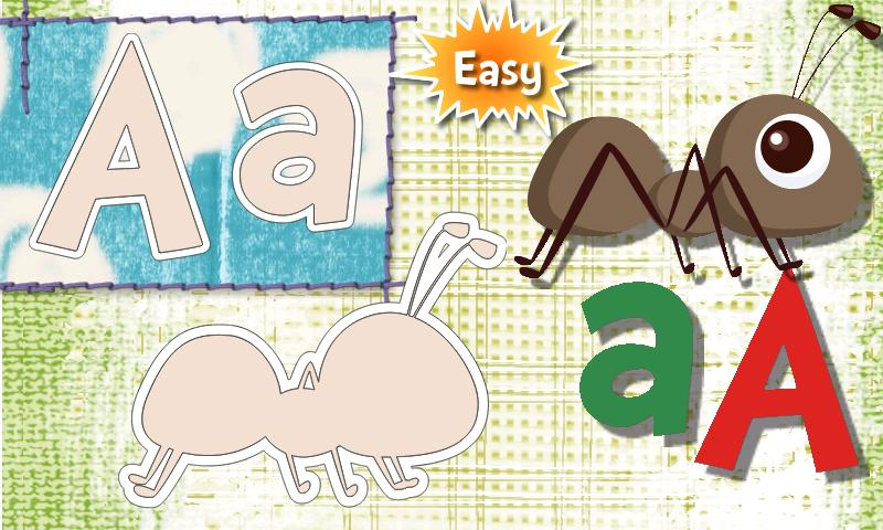 Kids Puzzles ABC- screenshot