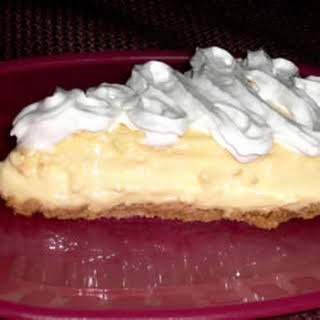 Quick and Easy Lemon Pie.