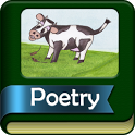 Cow Says Moo - Poetry for Kids icon