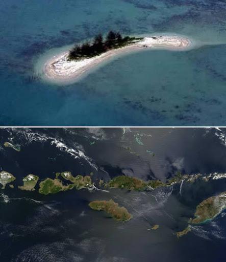 7 indonesia islands Global Warming dan Akibatnya