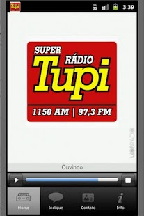 Super Radio Tupi | SP - screenshot thumbnail